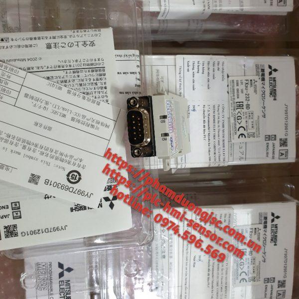 1 MODULE FX3U-232-BD